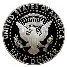 1998-S Kennedy Half Dollar Proof