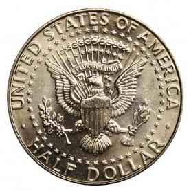 1999-D Kennedy Half Dollar