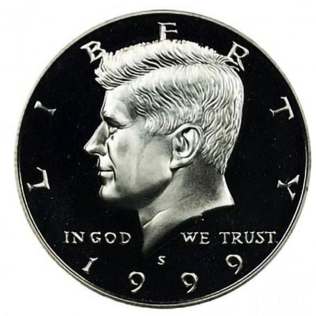 1999-S Kennedy Half Dollar Proof