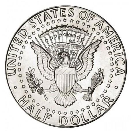 2000-P Kennedy Half Dollar