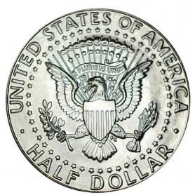 2001-P Kennedy Half Dollar