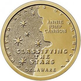 2019-P Delaware American Innovation Dollar