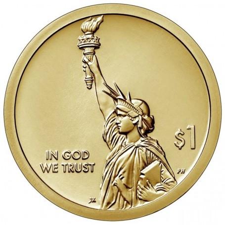 2019-D Georgia American Innovation Dollar