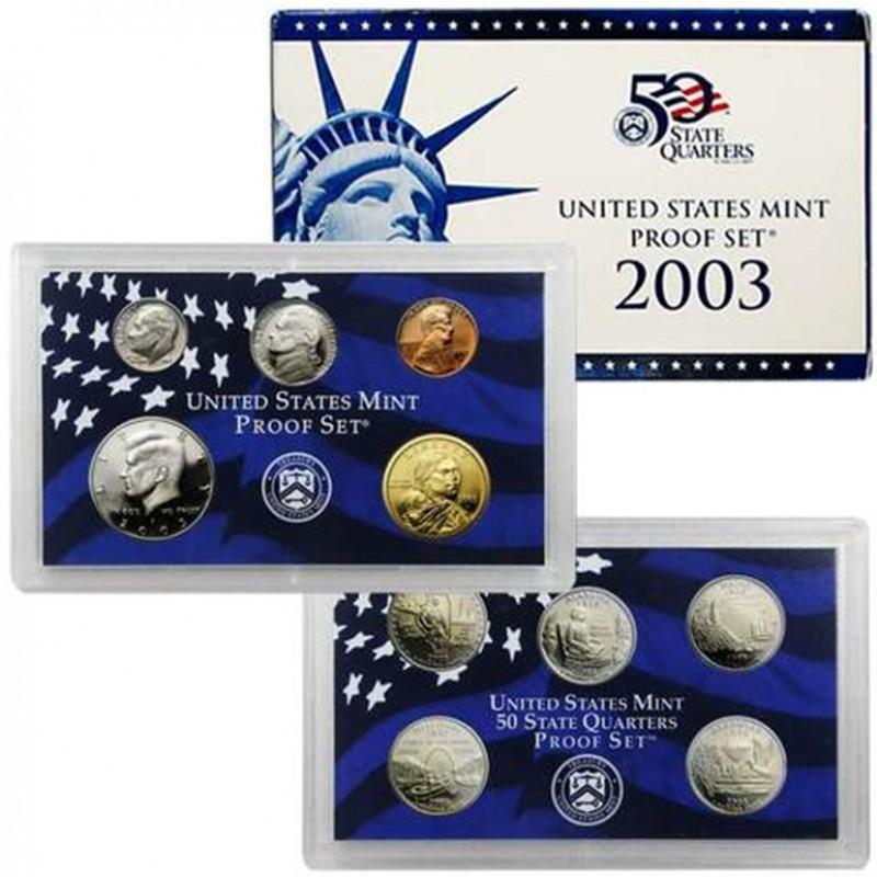 2003-S Proof Set