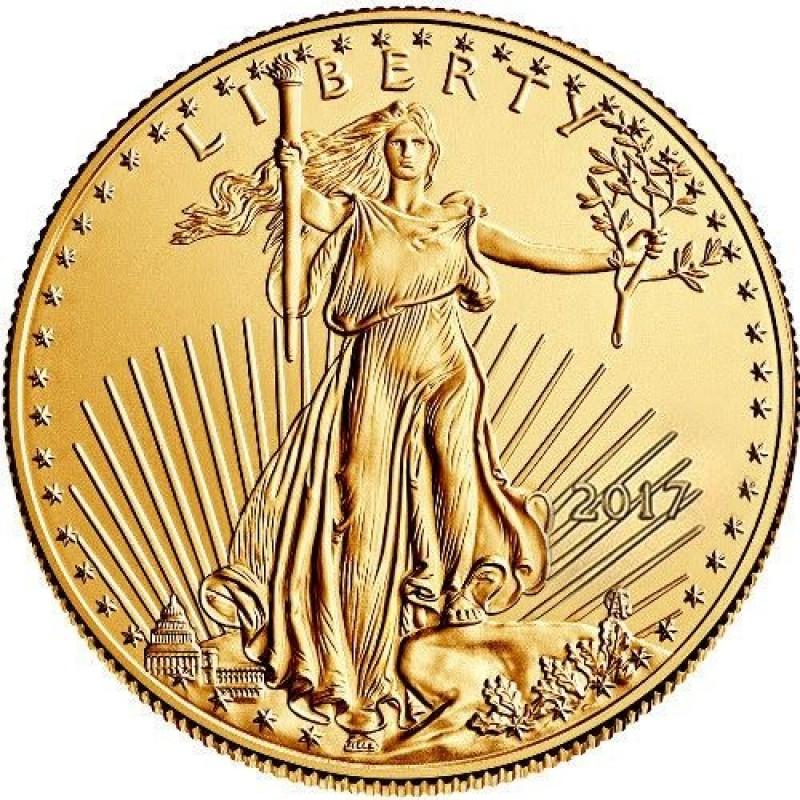 2019 1/10 oz. Gold Eagle