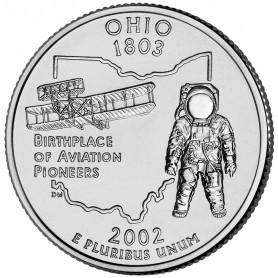 2002-P Ohio State Quarter