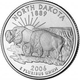 2006-D North Dakota State Quarter