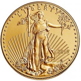 2019 1/2 oz. American Gold Eagle (AGE)
