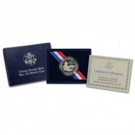 1993-S Bill of Rights Commemorative Silver Half Dollar Proof