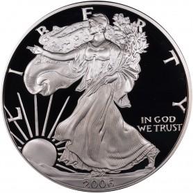 2006-W American Silver Eagle Proof 1 oz.