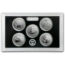 2015-S U.S. Mint Silver Proof Set