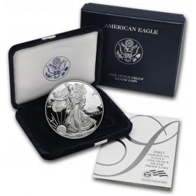 2007-W American Silver Eagle Proof 1 oz.