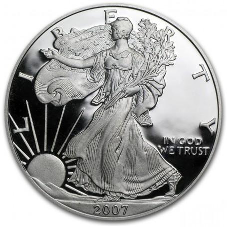 2007-W American Silver...
