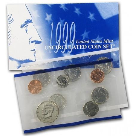 1999 U.S. Mint Set