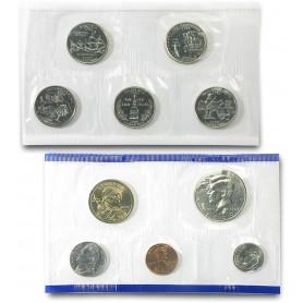 2000 U.S. Mint Set