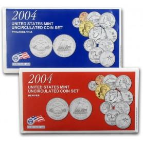 2004 U.S. Mint Set