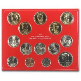 2011 U.S. Mint Set