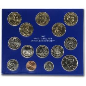 2012 U.S. Mint Set