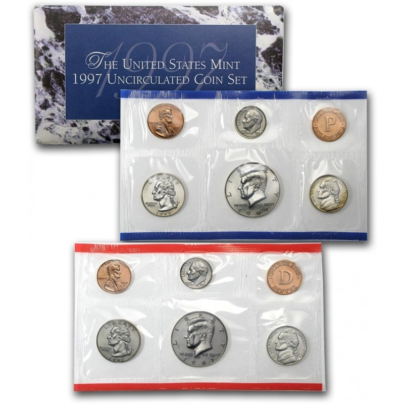 1997 U.S. Mint Set