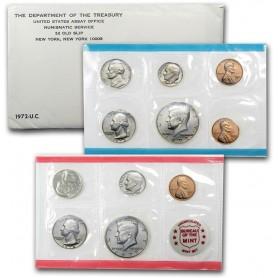 1972 U.S. Mint Set