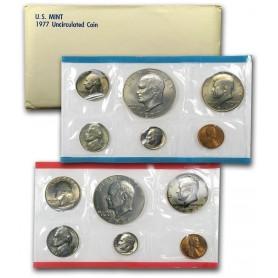 1977 U.S. Mint Set