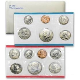 1980 U.S. Mint Set