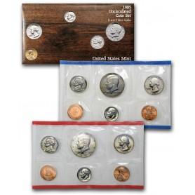 1985 U.S. Mint Set
