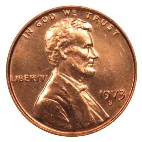 1973-S Lincoln Cent