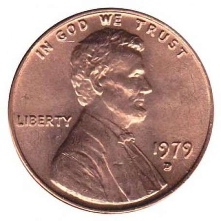 1979-D Lincoln Cent