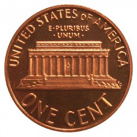 1986-S Lincoln Cent