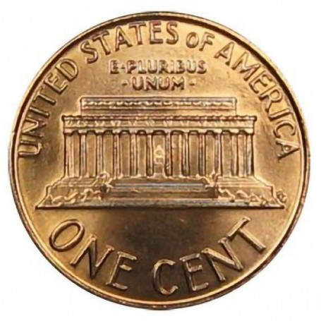 1987-D Lincoln Cent