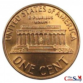 1987-P Lincoln Cent