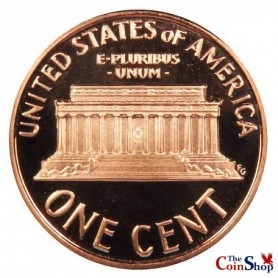 1987-S Lincoln Cent