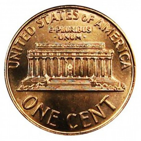 1989-D Lincoln Cent