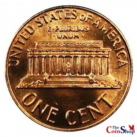 1989-P Lincoln Cent