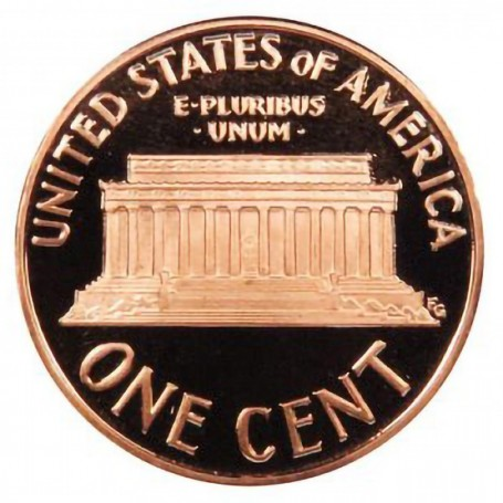 1989-S Lincoln Cent