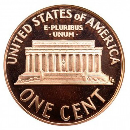 1990-S Lincoln Cent