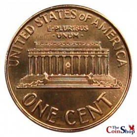 1991-P Lincoln Cent