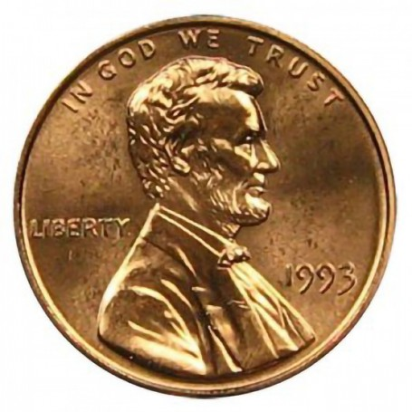1993-P Lincoln Cent