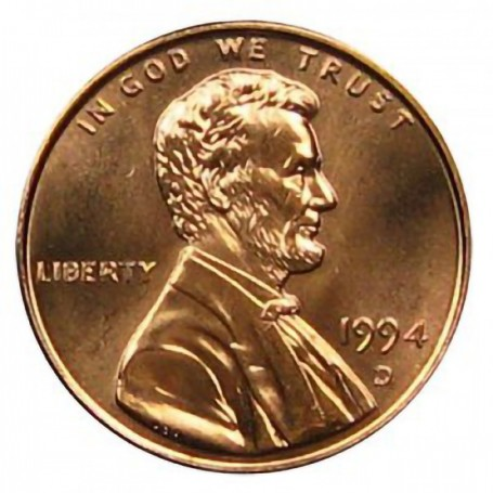 1994-D Lincoln Cent