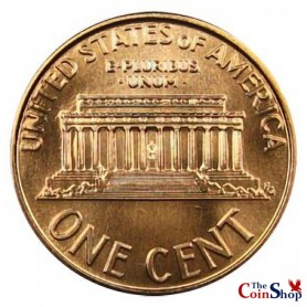 1996-D Lincoln Cent