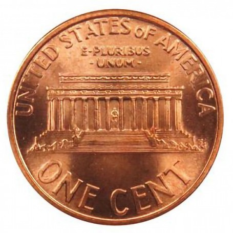 1996-P Lincoln Cent