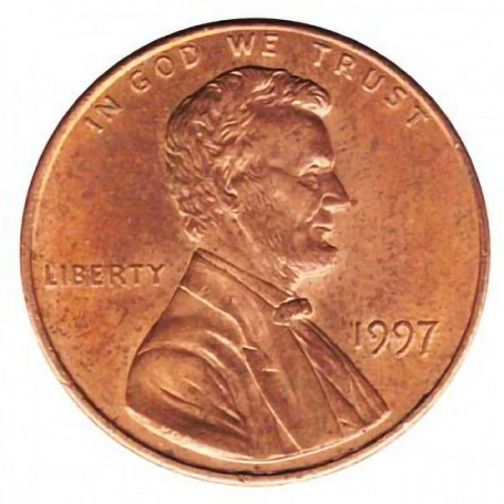 1997-P Lincoln Cent