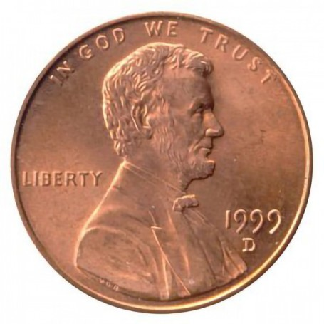 1999-D Lincoln Cent