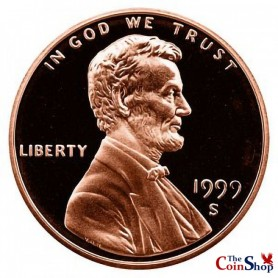 1999-S Lincoln Cent