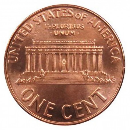 2000-D Lincoln Cent