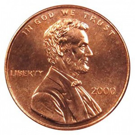 2000-P Lincoln Cent