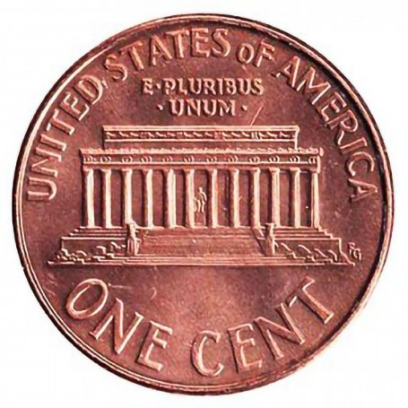 2001-D Lincoln Cent