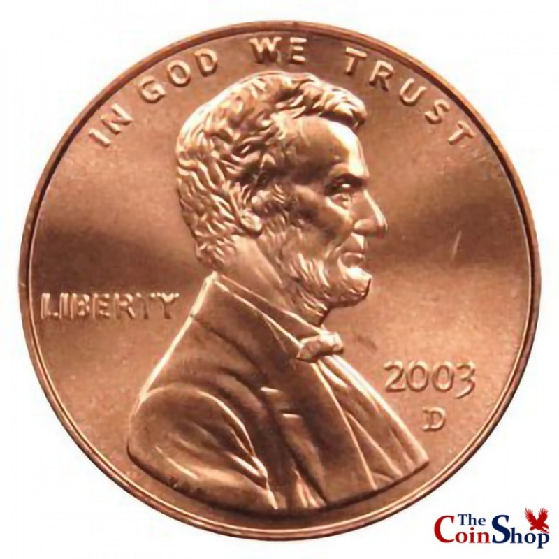 2003-D Lincoln Cent