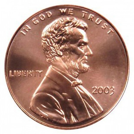 2003-P Lincoln Cent